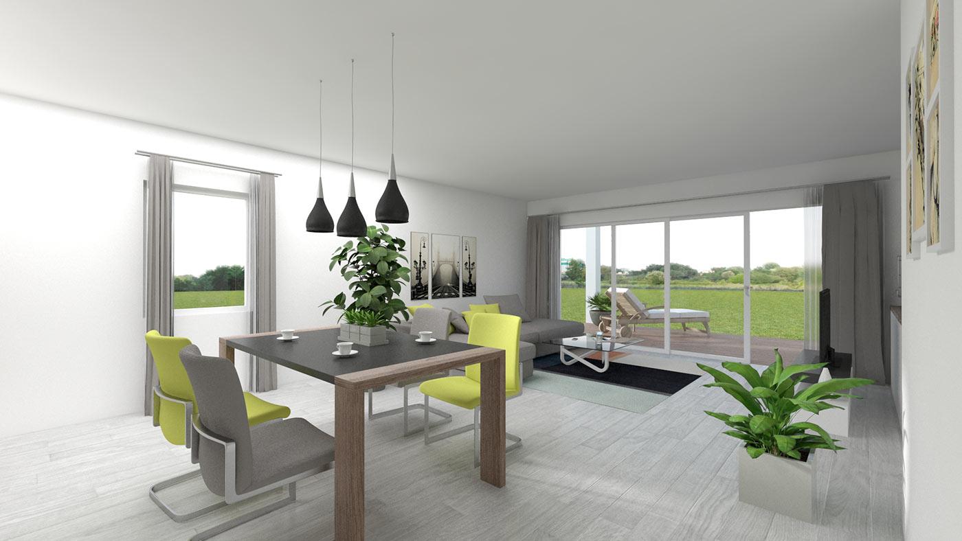 neubau 4 zimmer eigentumswohnung eg 114 m wehr haus lessing. Black Bedroom Furniture Sets. Home Design Ideas