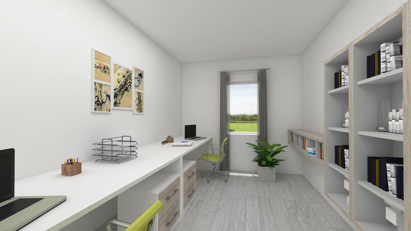 neubau 4 zimmer eigentumswohnung dg 110 m wehr haus lessing. Black Bedroom Furniture Sets. Home Design Ideas