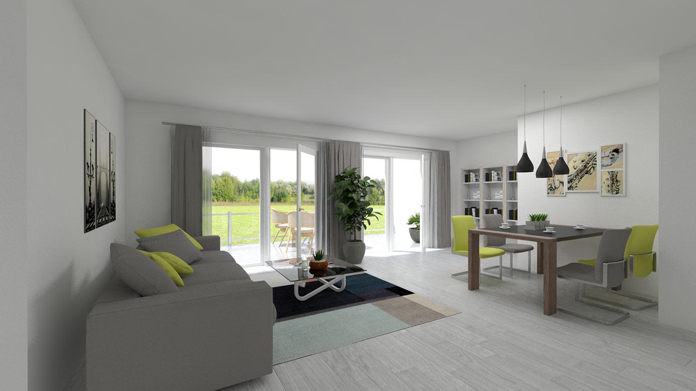 neubau 3 zimmer eigentumswohnung dg nr 05 wehr. Black Bedroom Furniture Sets. Home Design Ideas